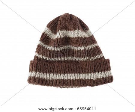 Beautiful woollen hat