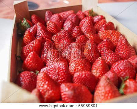 Strawberries Fruits