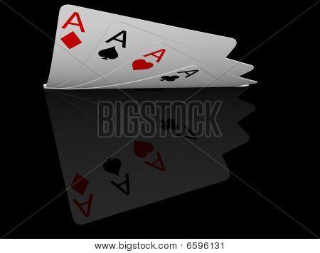 Aces Black