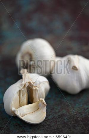 Knoblauchzehen
