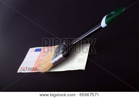 Euro-currency Forgery
