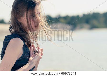 Longing Woman