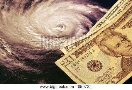 Costo de un huracán
