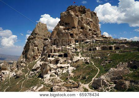 Mount In Uchisar, Cappadocia