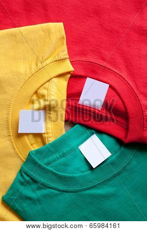 Brigh Colorful T-shirts