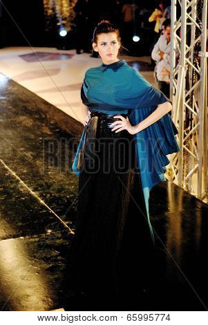 Fashion Show For Dina El Kei Model 03