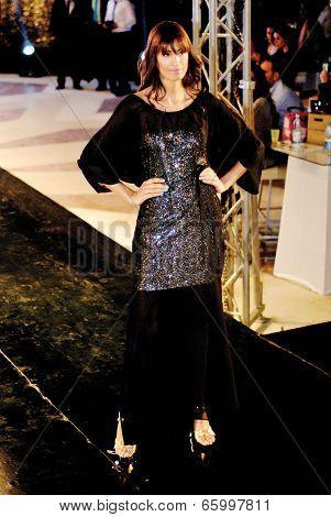 Fashion Show For Dina El Kei Model 12