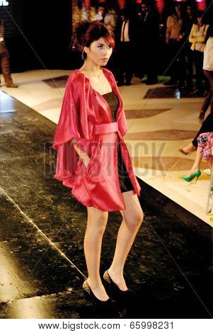 Fashion Show For Dina El Kei Model 14