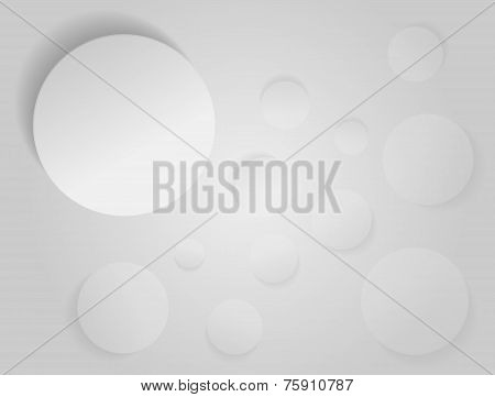Abstract white paper