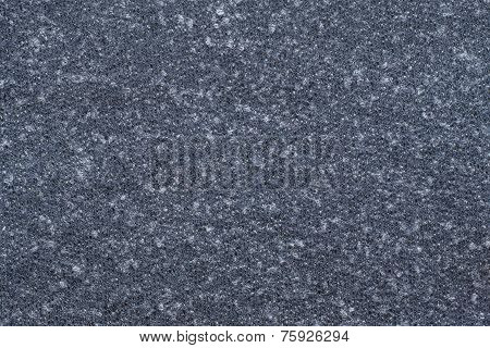 Abstract Texture Fleecy Jersey Of Dark Blue Color