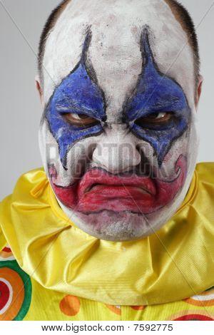 Evil Psycho Clown