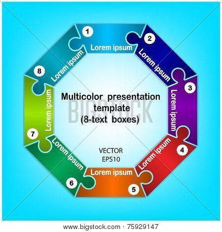 Octagon presentation template