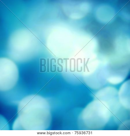 Glitter Abstract Festive Background. Christmas And New Year Feast Bokeh Background With Copyspace. T