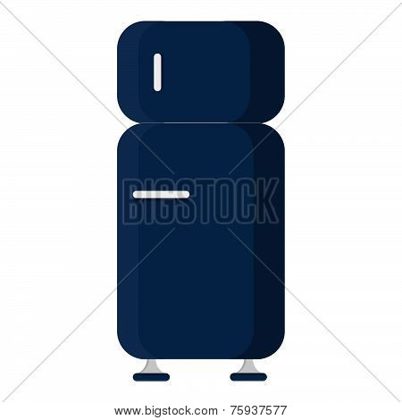 Refrigerator Closed