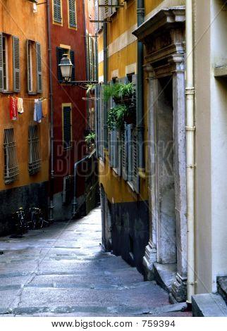 Street in Nice France