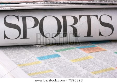 Sports Newspaper
