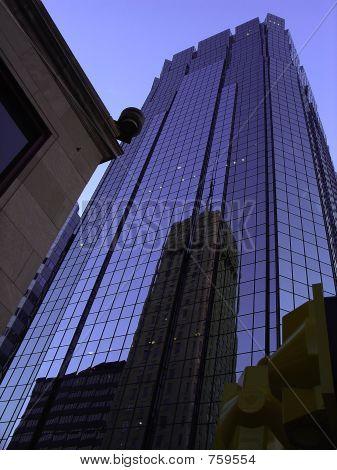 skyscraper, USA
