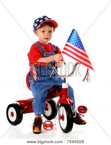 Patriotic Triker