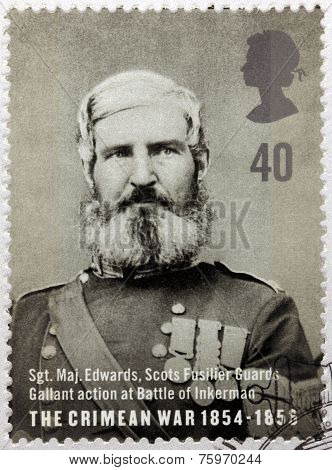 Sgt. Maj. Edwards