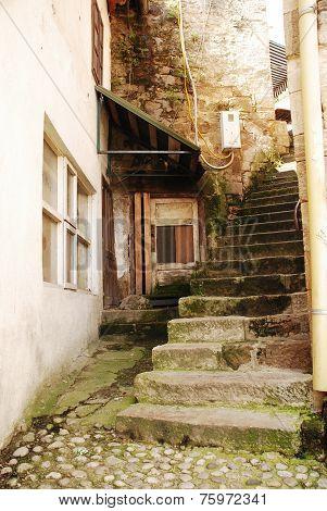 Street In Jajce