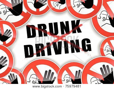 No Drunk Driving