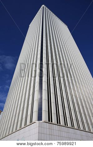 Picasso Tower. Madrid. Spain