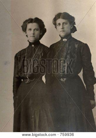 Vintage Teenagers 1910