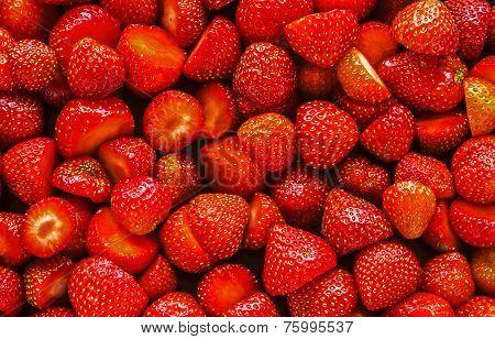 Strawberry Panorama.