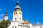 image of banska  - Town Castle  - JPG
