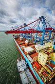 image of container ship  - container - JPG