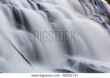 Falling Whitewater