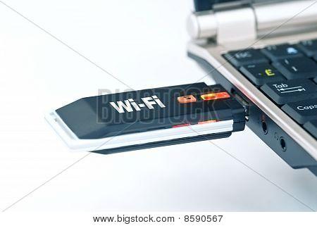 Wi-Fi-Stecker
