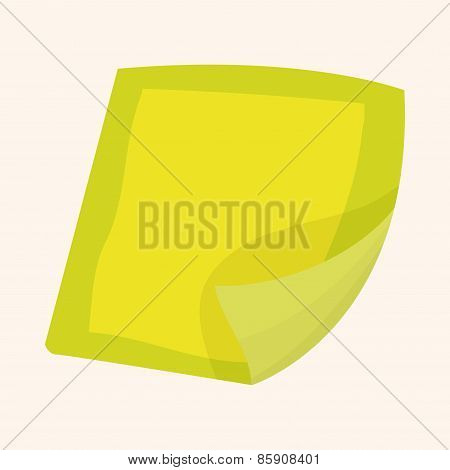Work Tool Cleaning Rag Theme Elements Vector,eps