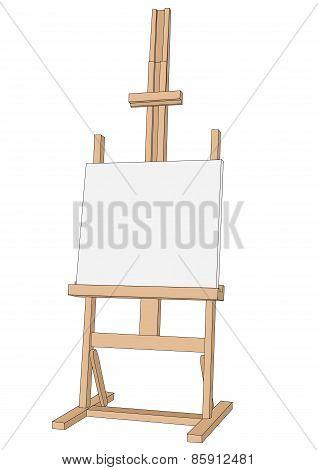 Easel Paint