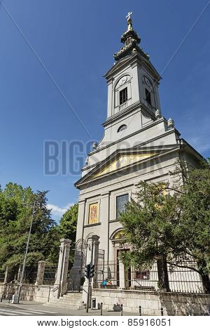 Church of St. Michael the Archangel, Belgrade, Serbia