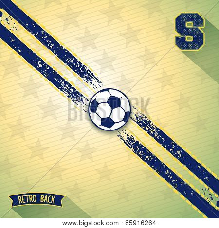 sport vintage background