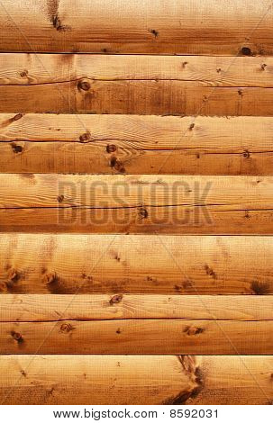 Wooden Wall Texture As Background