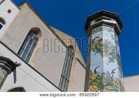 Cloister St. Chiara