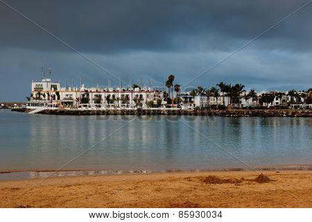 Puerto de Mogan in Gran Canaria, Spain, Europe