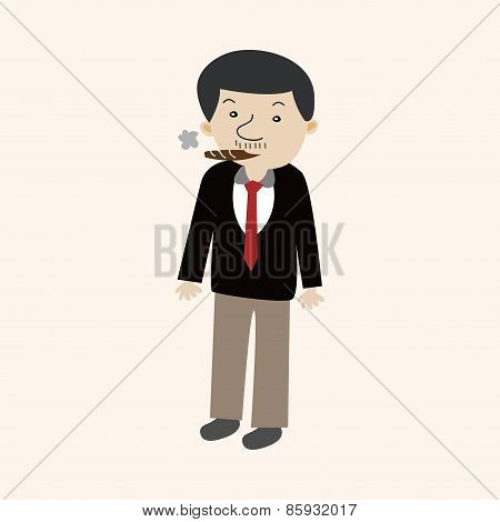 Mafia Theme Elements Vector,eps