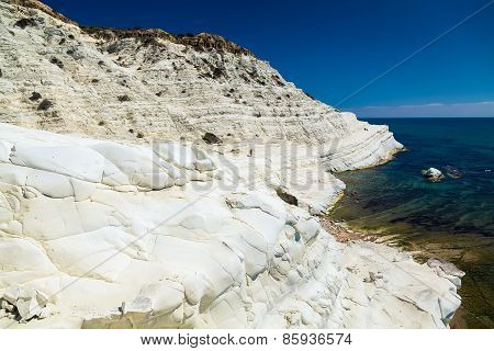 White Cliff Scala Dei Turchi