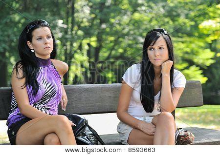 Sad Friends