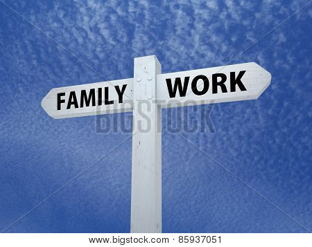 Family Work Signpost