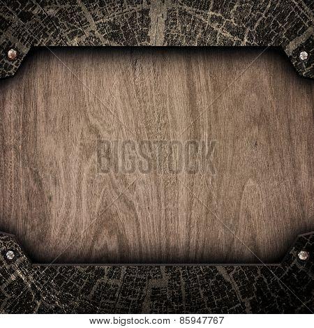 wooden design background