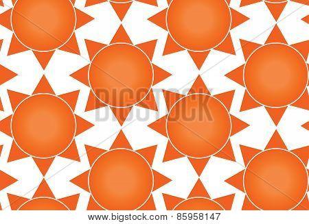 Sun Seamless Texture