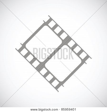 Film black icon