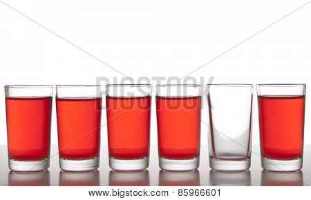 Missing drink