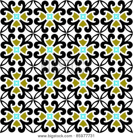 seamless pattern access swatch