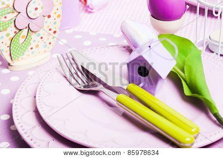 Easter serving