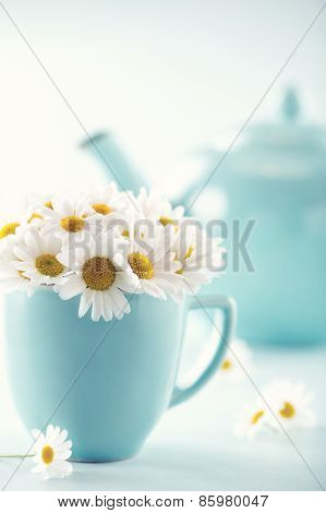 Bouquet Of Daisy Flowers
